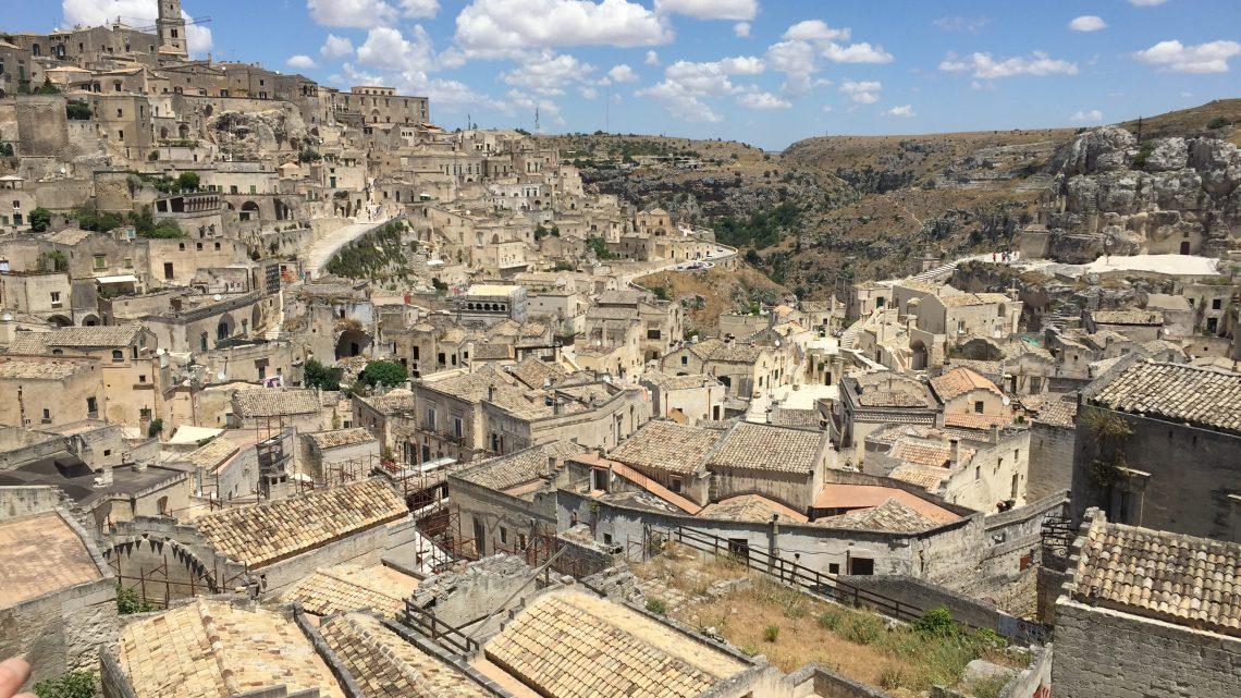 Matera e Altamura: história no sul da Itália