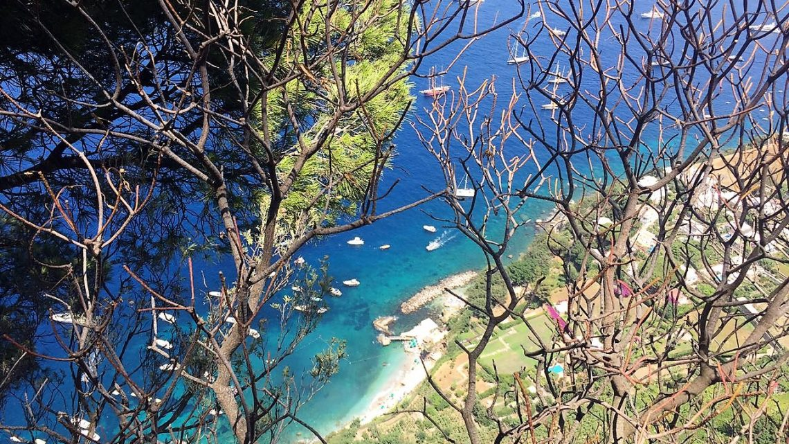 Capri: o que ver além da Gruta Azul