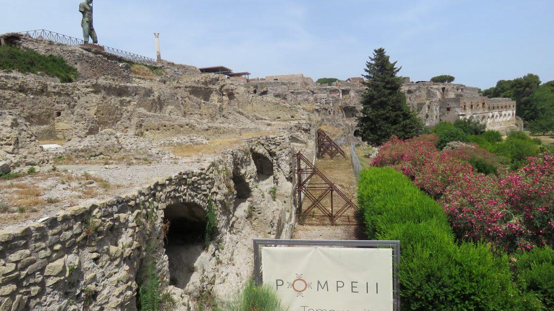 Dicas para conhecer as ruínas de Pompeia