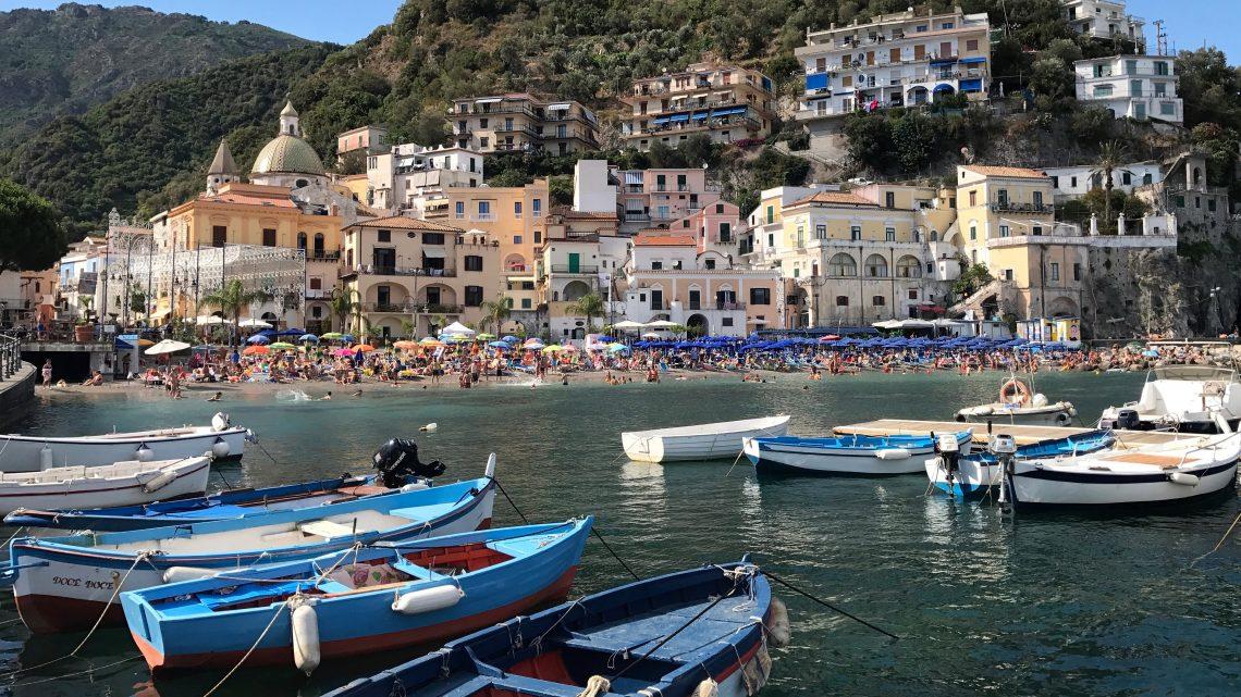 Costa Amalfitana: roteiro de 3 dias