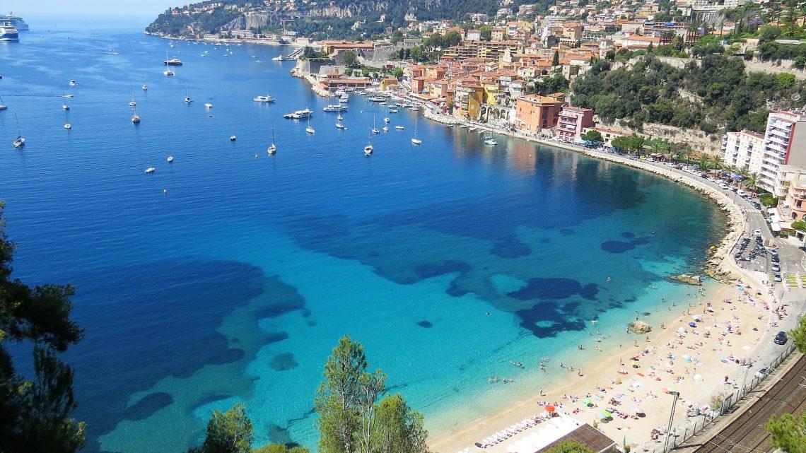 As belezas de Villefranche-sur-Mer, Èze e Mônaco