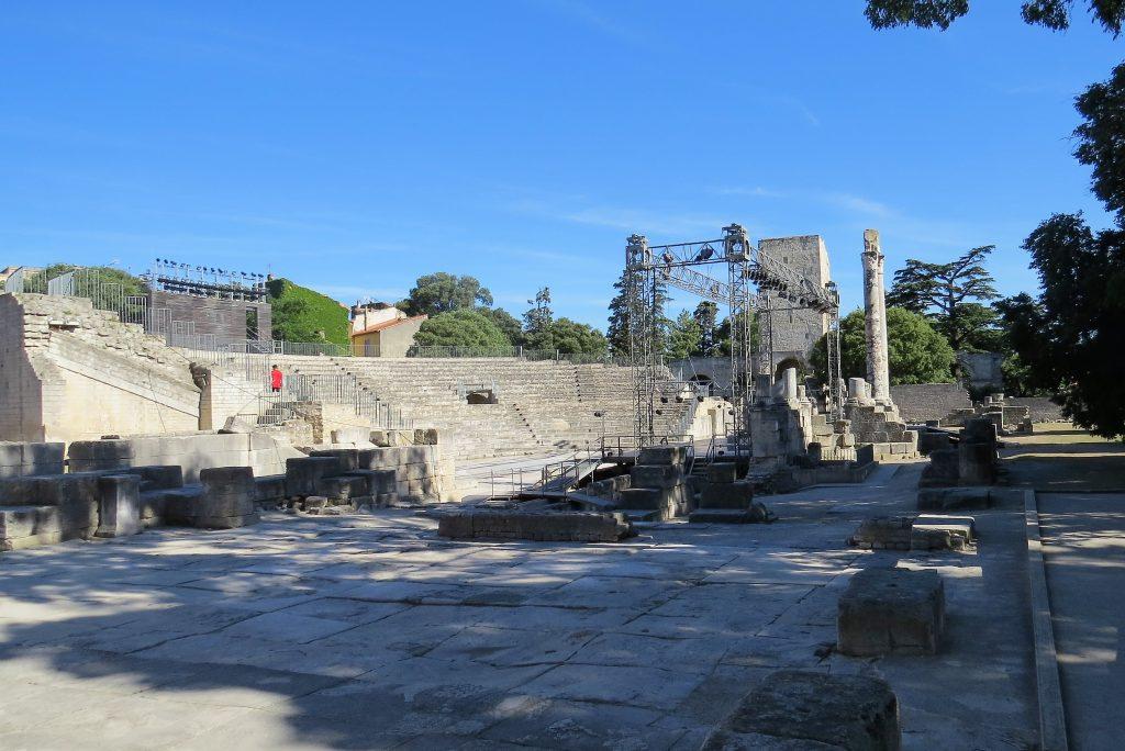 Arles Théatre Antique