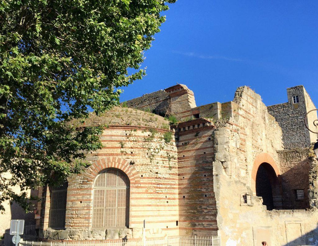 Arles Termas de Constantino