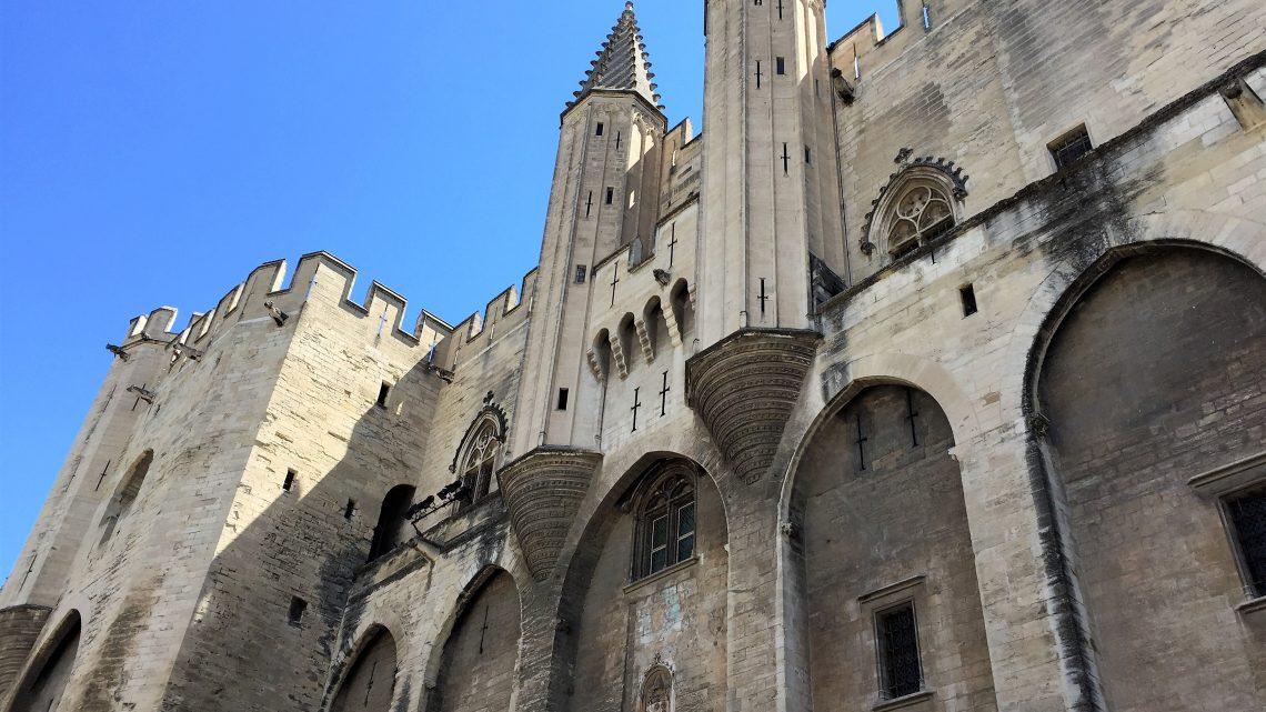 Avignon e Châteauneuf: herança papal na Provence