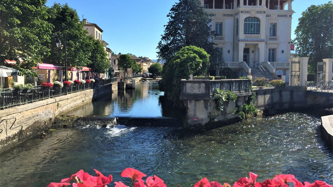 L'Isle-sur-la-Sorgue: a Veneza da Provence