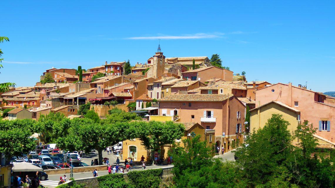 Roussillon, Gordes e Abadia de Sénanque: dia perfeito no Luberon