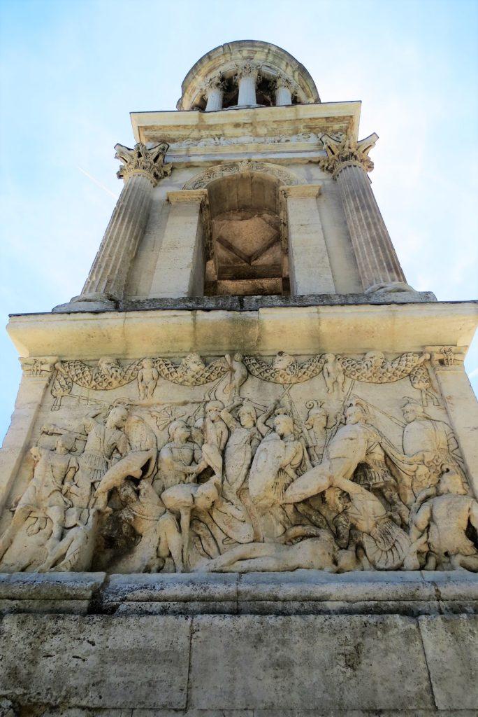 Saint-Rémy-de-Provence Les Antiques