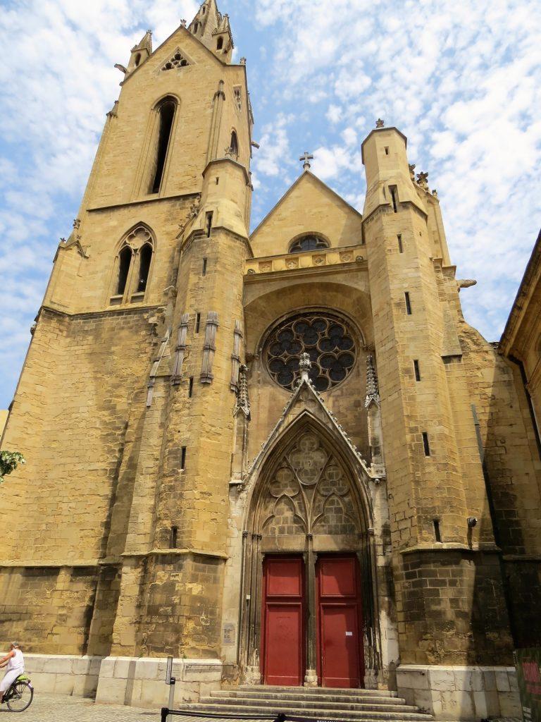 Aix-en-Provence Eglise Saint-Jean-de-Malte