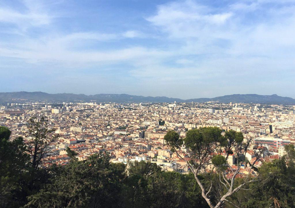 Marseille vista