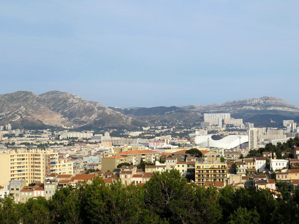 Marseille Velodrome