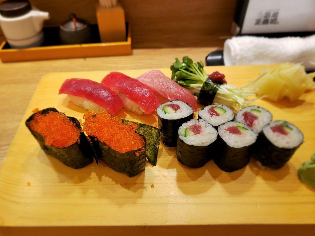 Sushi Japão